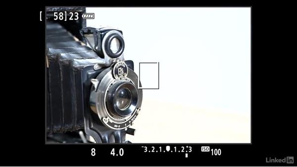 Back button focus control and focus lock: Learn Photography: Autofocus