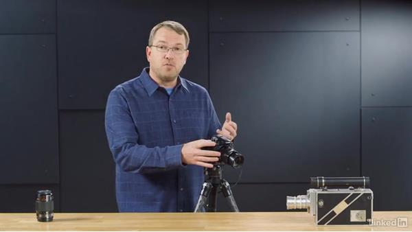 Autofocus and mirrorless cameras: Learn Photography: Autofocus