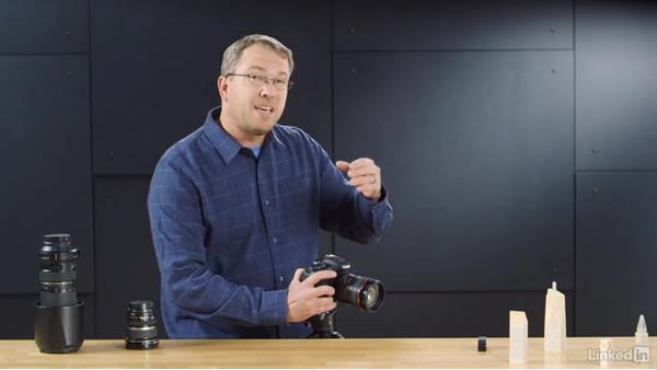 Controlling depth of field: Learn Photography: Autofocus