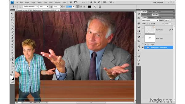 Saving formatting attributes as a preset: Photoshop CS4 One-on-One: Advanced
