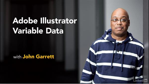 Next steps: Adobe Illustrator Variable Data