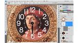 Image for Rotating the first clock hand
