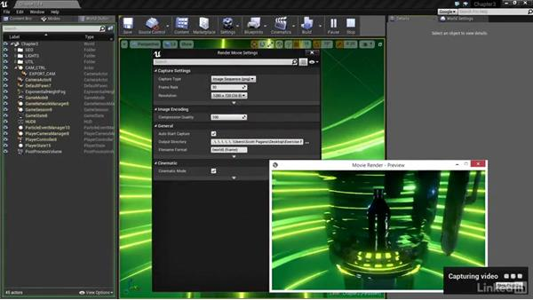 Welcome: Realtime Motion Graphics with Unreal Engine 4