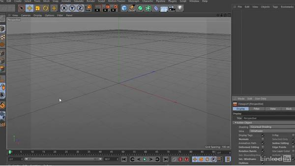 Unit setup in C4D: Realtime Motion Graphics with Unreal Engine 4