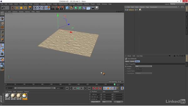 Preparing and exporting your geometry as an FBX file in C4D R17: Realtime Motion Graphics with Unreal Engine 4