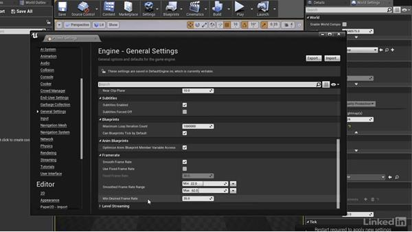 Creating your UE4 project: Realtime Motion Graphics with Unreal Engine 4