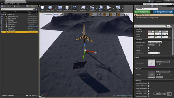 Organizing and laying out your scene in UE4: Realtime Motion Graphics with Unreal Engine 4
