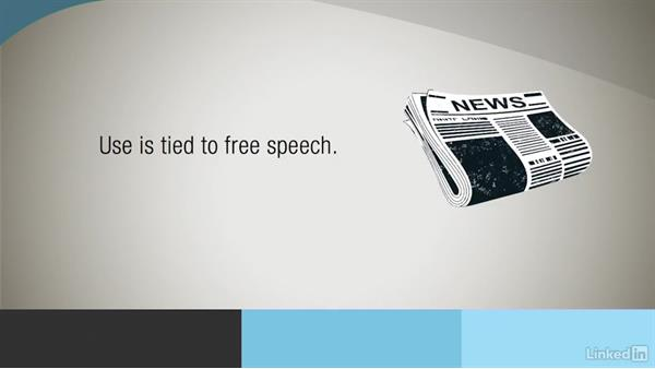 ROP and first amendment: Rights of Publicity: A Deeper Dive