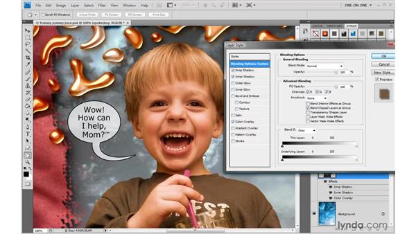 : Photoshop CS4 One-on-One: Advanced
