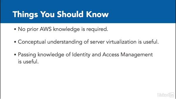 What you should know: Amazon Web Services: Enterprise Security