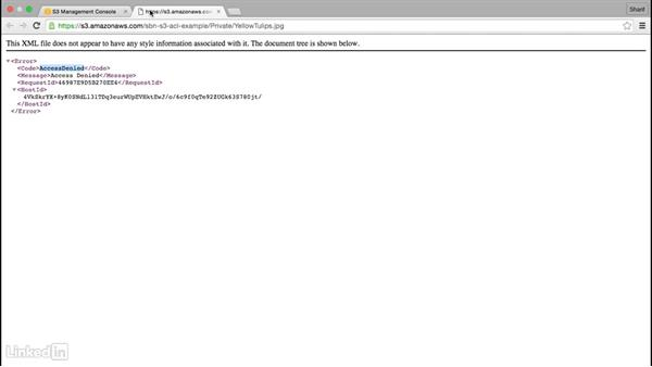 S3 access control lists: Amazon Web Services: Enterprise Security
