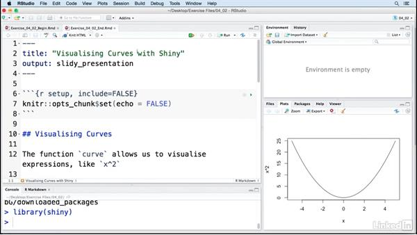Add a shinyApp to a presentation: Creating Interactive Presentations with Shiny and R