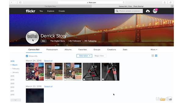 Tips for using Flickr: Sharing Photos with Flickr