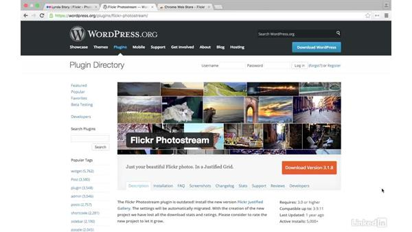 Explore Flickr add-ons: Sharing Photos with Flickr