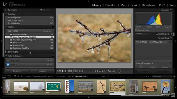 Tim's 3 rules for getting started: Cleaning Up Your Mess in Lightroom