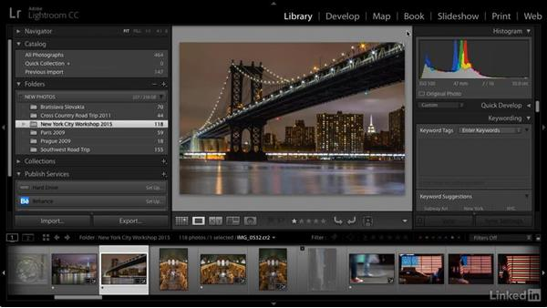 Define your real workflow: Cleaning Up Your Mess in Lightroom