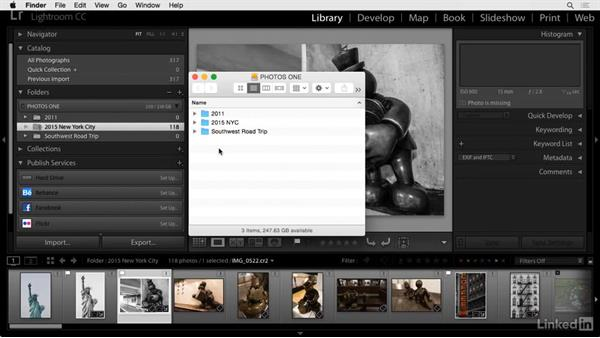 Reconnect missing folders: Cleaning Up Your Mess in Lightroom