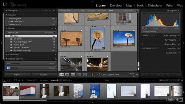 Rename folders: Cleaning Up Your Mess in Lightroom