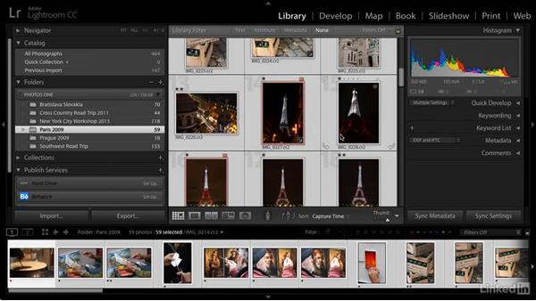 Rename photos: Cleaning Up Your Mess in Lightroom