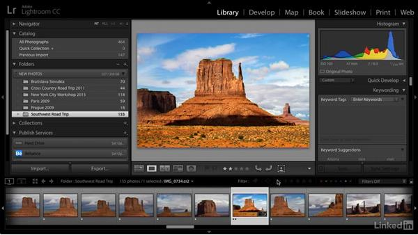 Be consistent (and organized): Cleaning Up Your Mess in Lightroom