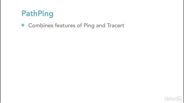 Using ping and tracert: Ethical Hacking: Footprinting and Reconnaissance