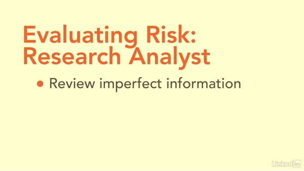 Evaluate the risk: Sallie Krawcheck on Risk-Taking