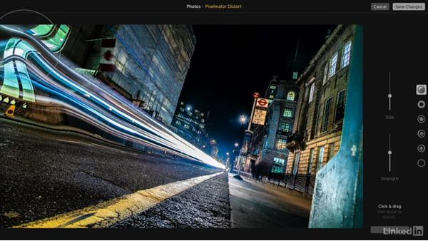 Open as a Photos for OS X extension: Learning Pixelmator