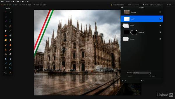 Why use layers?: Learning Pixelmator