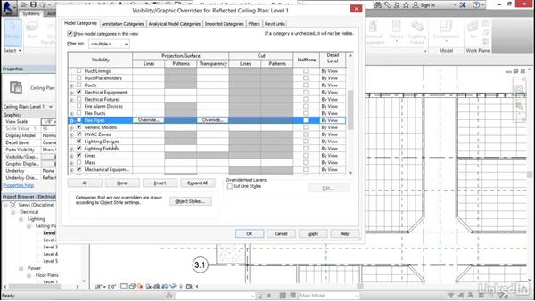 Viewing the models: Revit 2017: Essential Training for MEP (Imperial)