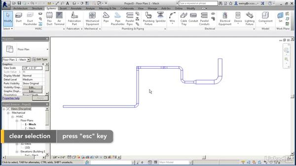 Fabrication settings: Revit 2017: Essential Training for MEP (Imperial)