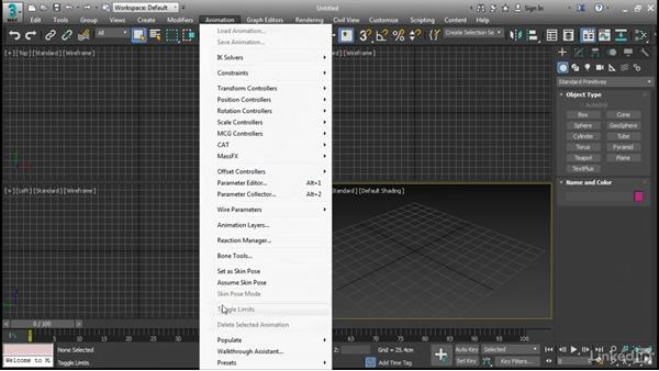 Next steps: 3ds Max 2017 New Features