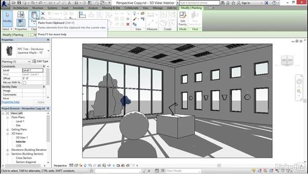 Editing in 3D: Revit 2017: New Features for Architecture