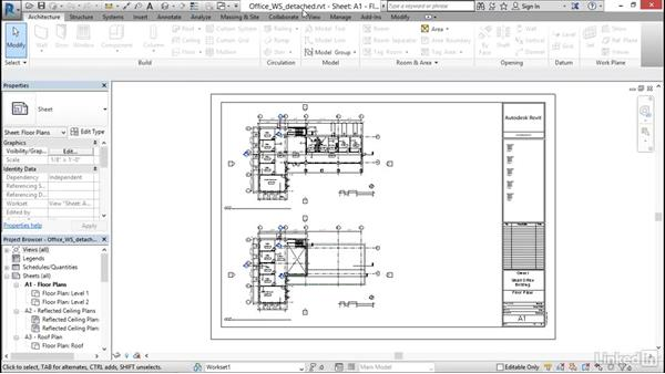 Workshare: Revit 2017: New Features for Architecture