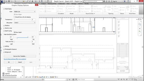 Elevation depth: Revit 2017: New Features for Architecture