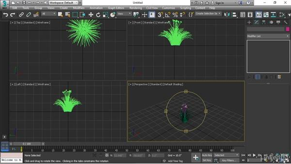 Navigating in viewports: 3ds Max 2017 Essential Training