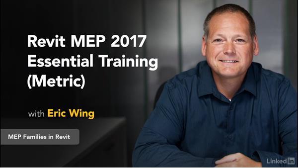 Next steps: Revit 2017: Essential Training for MEP (Metric)