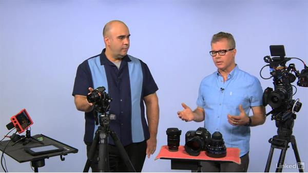 Improving low-light performance: Prime Lenses for Photography and Video Production