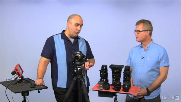 The impact of weight reduction: Prime Lenses for Photography and Video Production