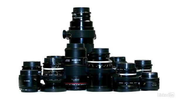 Next steps: Prime Lenses for Photography and Video Production