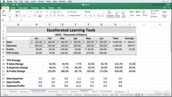 Activate Paste Special features with a keystroke shortcut: Excel for Mac 2016 Tips and Tricks