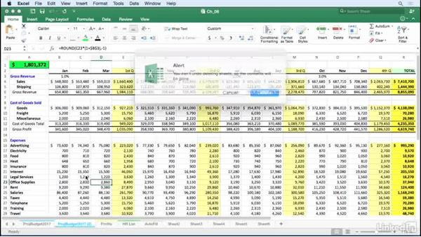 Accelerate copying and moving worksheets: Excel for Mac 2016 Tips and Tricks