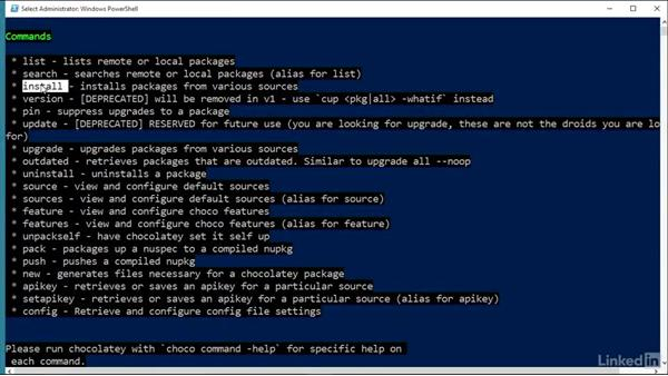 Welcome: Windows Package Management with NuGet and Chocolatey