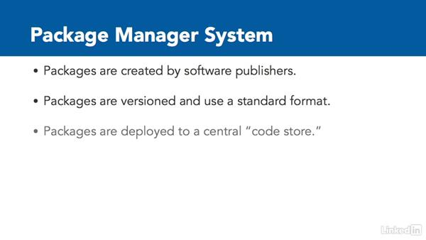 What is a package manager?: Windows Package Management with NuGet and Chocolatey
