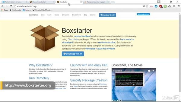 Next steps: Windows Package Management with NuGet and Chocolatey