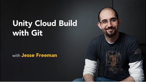 Next steps: Unity Cloud Build with Git