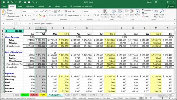 Display Paste Special options instantly: Excel 2016 Tips and Tricks