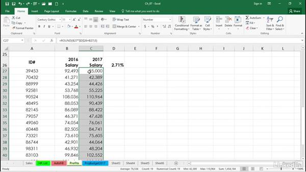 Accelerate Copy/Move/Paste actions with the right mouse button: Excel 2016 Tips and Tricks
