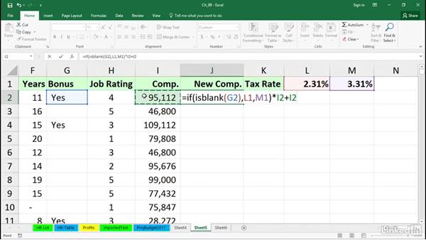 Select and manipulate blank cells: Excel 2016 Tips and Tricks