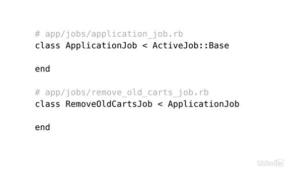 Application Record and Application Job: Ruby on Rails 5 New Features