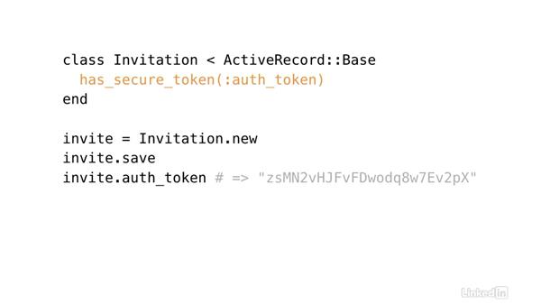 ActiveRecord Secure Tokens: Ruby on Rails 5 New Features